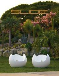 Loungekonzept - SLIDE Katalog 2014