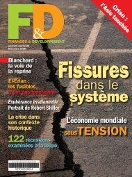 Finances & Développement - décembre 2008 - IMF