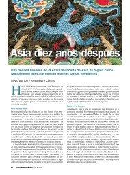 Asia diez años después - David Burton y Alessandro Zanello ... - IMF