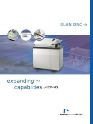 expanding the capabilities of ICP-MS