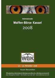 Waffen-Börse Kassel - Euroarms