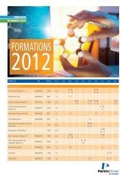 January - December 2012 France Training Course ... - PerkinElmer