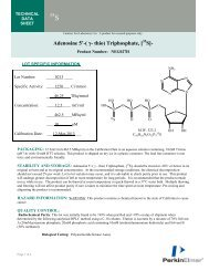 Adenosine 5'-( γ- thio) Triphosphate, [35 S]- - PerkinElmer