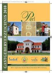 Gastgeberverzeichnis 2010:Gastgeberverzeichnis 2008 - Perl