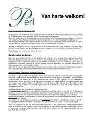 Klik hier voor de touristische informatie in het Nederlands. - Perl