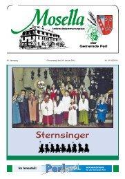 Sternsinger - Perl