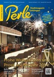 PDF-Download – 14,5 MB - Perle Stadtmagazin Tuttlingen