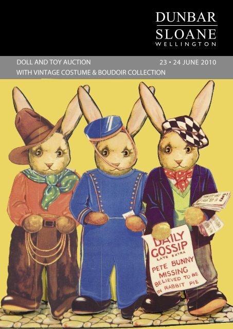 """Cowboy Rag Soft Doll Pattern 3 dimensional /& wardrobe Vintage 11/"""" # 588"""
