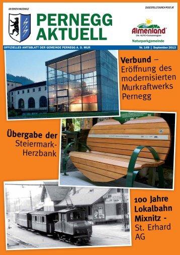 September 2013 - Gemeinde Pernegg
