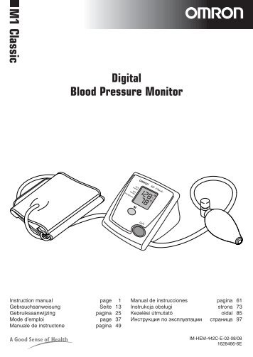 dableducational devices I accurate measurement of blood pressure upper arm devices is preferred over auscultation (wwwdableducationalcom).