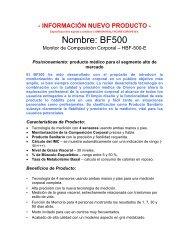 Características técnicas - Peróxidos Farmacéuticos
