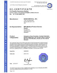 I certify this document as an exact copy of the original. Lori M. Roth ...