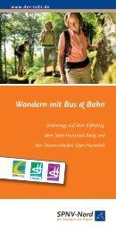 Wandern mit Bus & Bahn - Rheinland-Pfalz-Takt