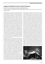 Sergej O. Prokofieff, Der Osten im Lichte des ... - Perseus Verlag