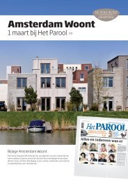Amsterdam Woont - de Persgroep Advertising