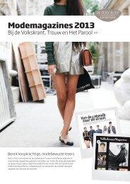 Factsheet modemagazines.indd - de Persgroep Advertising