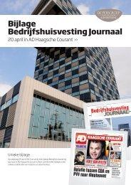 Bijlage Bedrijfshuisvesting Journaal - de Persgroep Advertising