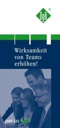 Teamdynamik-Profil - Persolog GmbH