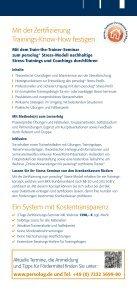 Flyer zur Zertifizierung - Persolog GmbH - Page 5