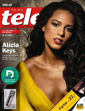 ALICIA KEYS - Tele.at