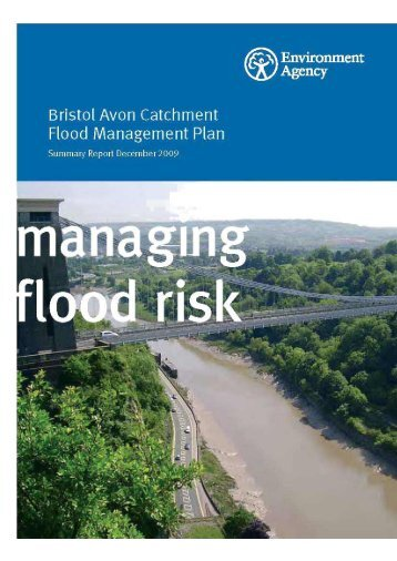 Bristol Avon Catchment Flood Management Plan - Summary Report ...