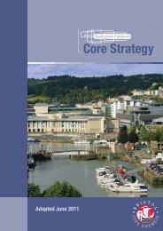 Bristol Development Framework Core Strategy