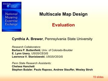 Evaluation - Penn State Personal Web Server