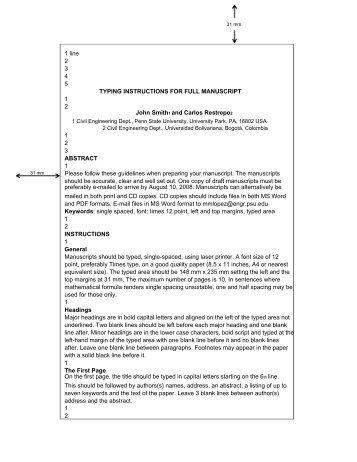 Full-paper Instructions - Penn State Personal Web Server - Penn ...