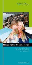 Einkaufsführer Friedrichshafen