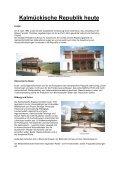 Kalmücken – ein buddhistisches Volk in Europa - Page 4