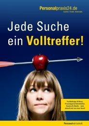 Produkt-Broschüre - Personalpraxis24.de