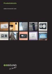 steuergeräte 400 serie - eissound
