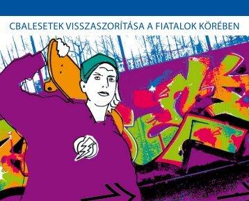 cbalesetek visszaszorítása a fiatalok körében - EuroSafe