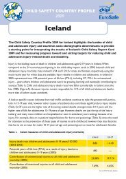 CP 2009 ICELAND.pdf - EuroSafe