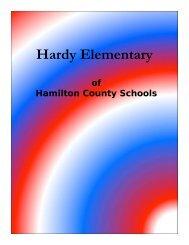 r - Hamilton County Department of Education