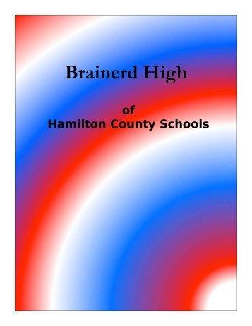 Brainerd High - Hamilton County Department of Education