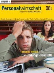 PW 08-2010 OAZ.qxd - Personalwirtschaft