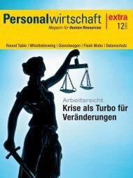 PW 12-09 arbeitsrecht OAZ.qxp - Personalwirtschaft