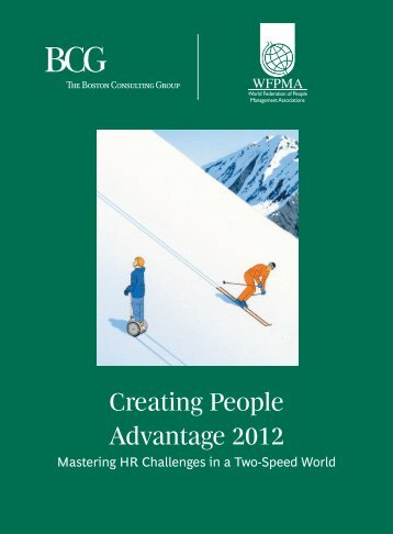Creating People Advantage 2012 - Personalwirtschaft