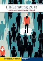 Kompass HR-Beratung - Personalwirtschaft