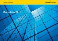 Mediadaten 2011 - Personalwirtschaft
