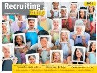 Recruiting - Personalwirtschaft