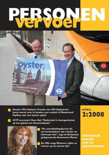 2:2008 - Personenvervoer Magazine
