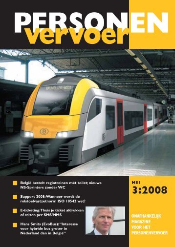 PV08-3: pv 03.08 - Personenvervoer Magazine