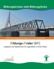 Angebote und Maßnahmen für Jugendliche im Kreis Wesel 01_2013