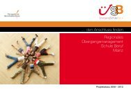 Projektbilanz 2008 – 2012 - Perspektive Berufsabschluss