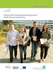 RÜM-Report 2011 - Perspektive Berufsabschluss