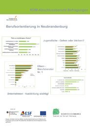 RÜM-Abschlussbericht Befragungen - Perspektive Berufsabschluss