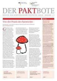 4. Ausgabe 2012 - Perspektive 50plus