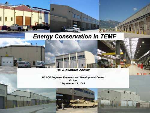 Energy Conservation in TEMF